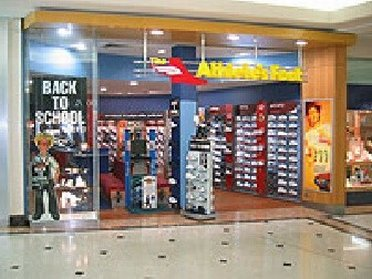 Welcome to Athletes Foot Store