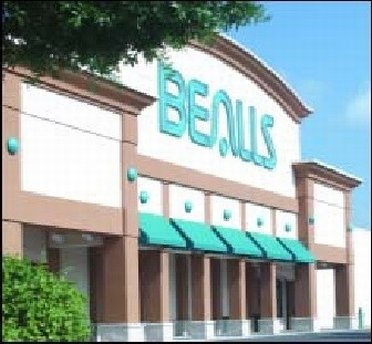 Facade of Bealls Outlet Store