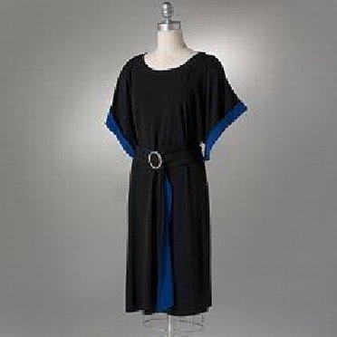 Classy dress from Dana Buchman Outlet Store