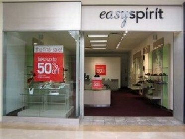 Shopping at Easy Spirit Outlet Store