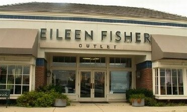 Facade of Eileen Fisher Outlet Store
