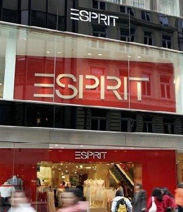 Facade of Esprit Outlet Store