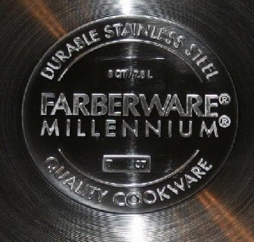 Imprint from Farberware Outlet Store