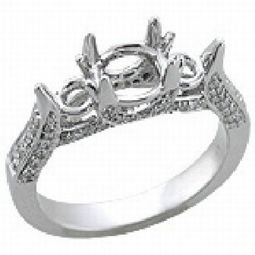 Beautiful ring from Intrigue Jewelers Outlet Store
