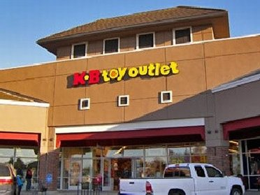 Kb Toys Outlet Stores
