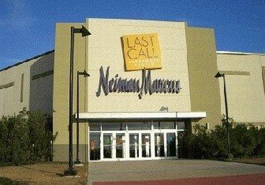 Outside Neiman Marcus