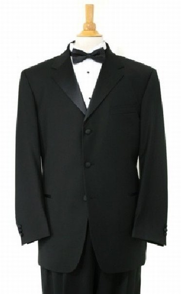 Tuxedo from Paolo Giardini outlet store