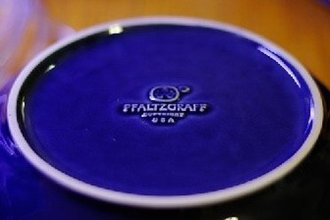 Dinnerware from Pfaltzgraff outlet store