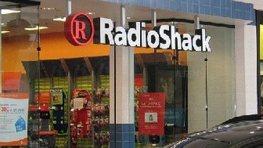 Come inside RadioShack outlet store!