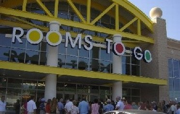 Rooms To Go Outlet Stores