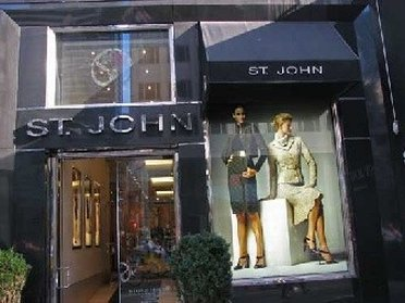 Welcome to St. John outlet store