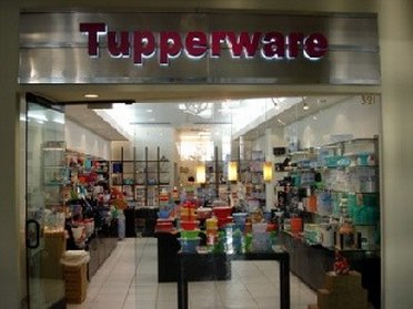 Get all the containers you need from Tupperware outlet store