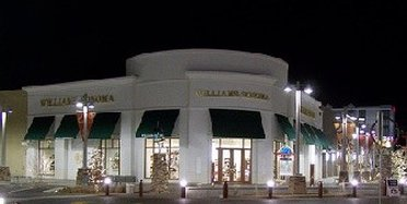 Facade of Williams Sonoma outlet store
