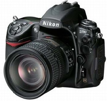 Nikon D700 from Wolfe Camera outlet store