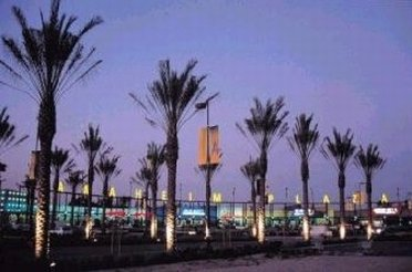 The Anaheim Outlet Mall