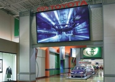 Inside Arundel Mills Mall