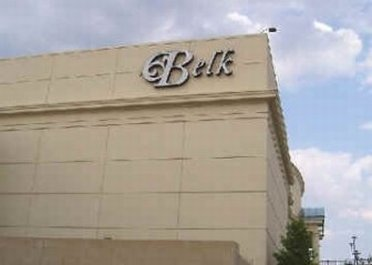 e5e9beaf54f Belk Department Store Outside a Belk Store