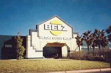 Sears at the Bellz shopping mall