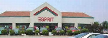 Esprit at the Birch Run Outlet Mall