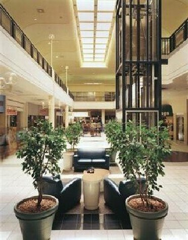 Inside Burlington Mall