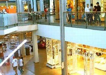 Inside Columbia Mall