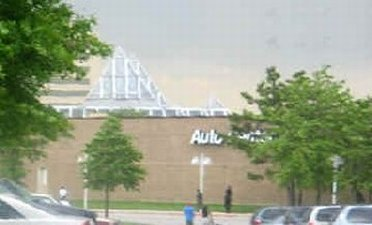 Outside Columbia Mall