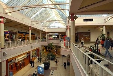 Inside Crossgates Mall