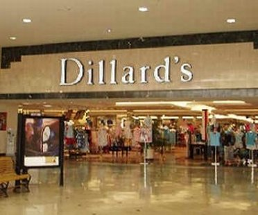 Dillards Department Store
