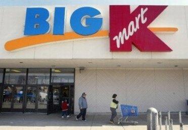 Sears at K Mart