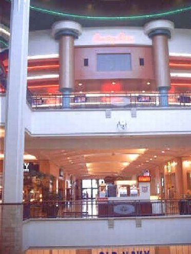 Inside Georgia Outlet Mall