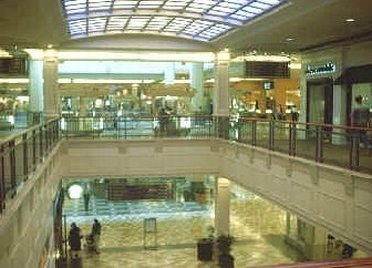 An Inside view of Georgia Outlet Mall