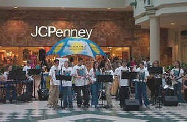 JCPenney at the Greece Ridge Mall