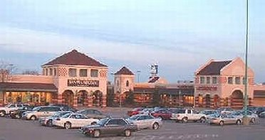 Grove City Outlet Mall