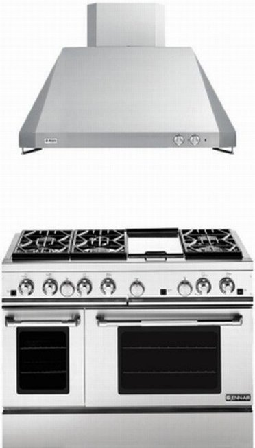 A gas stove from Sears
