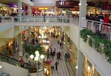 Inside Montclair Plaza Mall