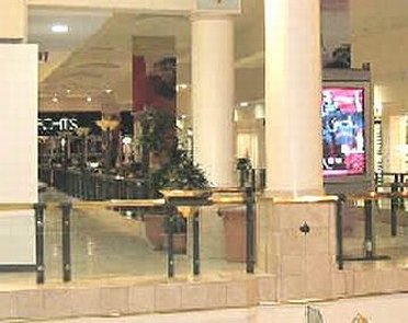 Inside Montgomery Mall in Maryland