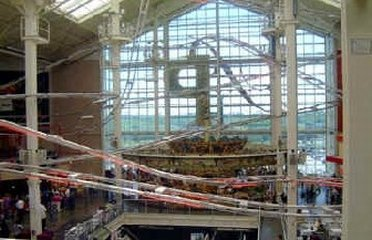Palisades Center Mall In East Nyack Ny