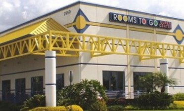 A Rooms to Go Outlet Store