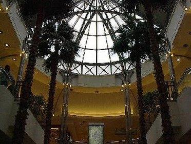 Inside Potomac Mills Mall