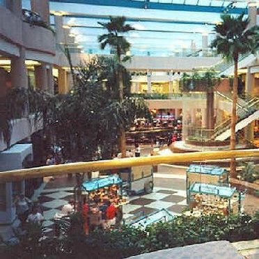 Inside Scottsdale Mall
