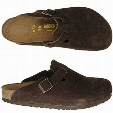 A pair of sandals from Birckenstock Outlet Store a5d8318214f
