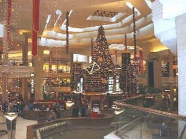 The Woodfield Chicago Mall